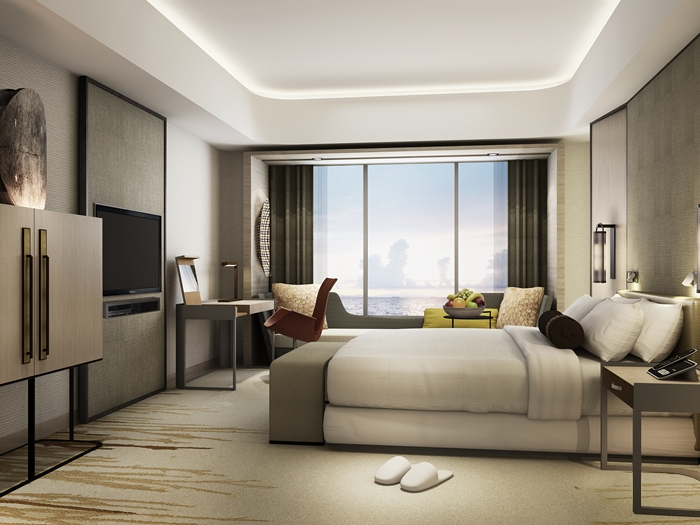 Conrad Manila debuts Smart Luxury in the Philippines-2016-king deluxe room