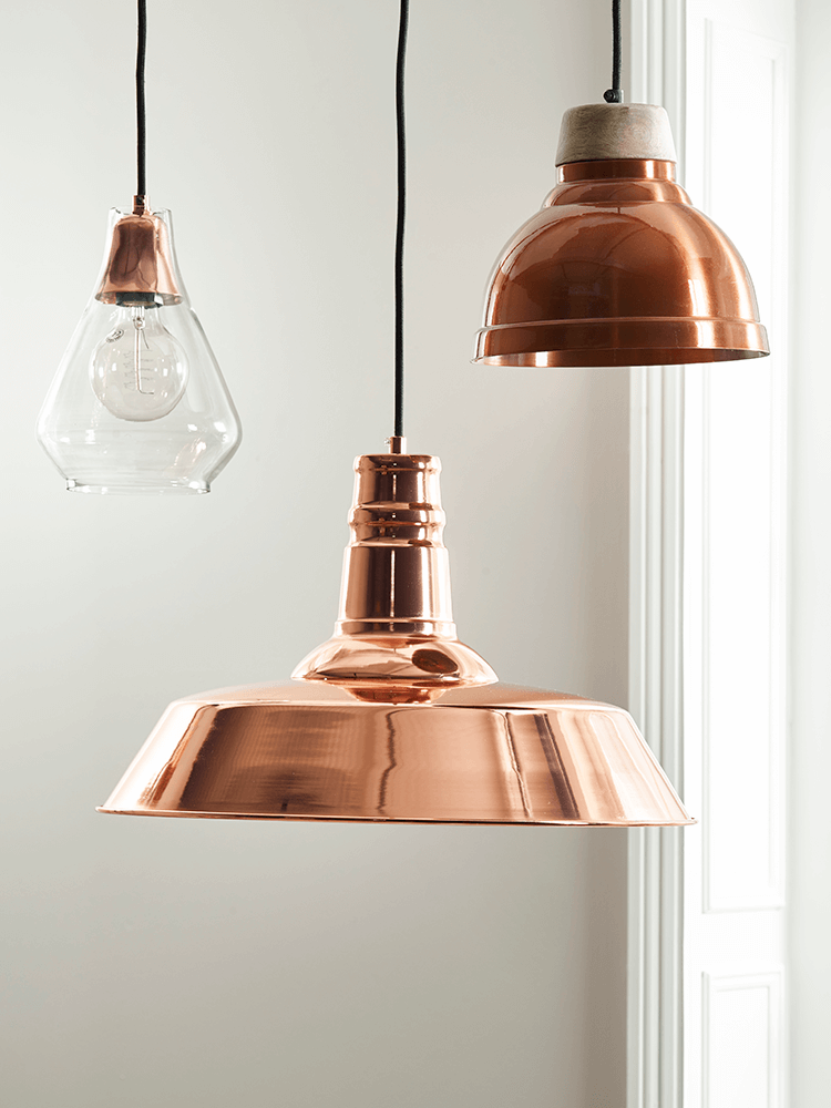 copper-lighting-for-your-kitchen