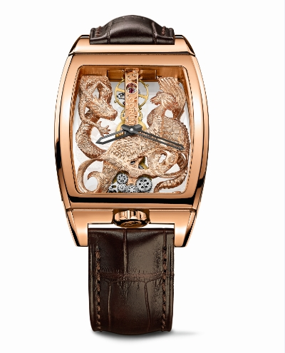 Corum Golden Bridge Dragon & Phoenix 2015--