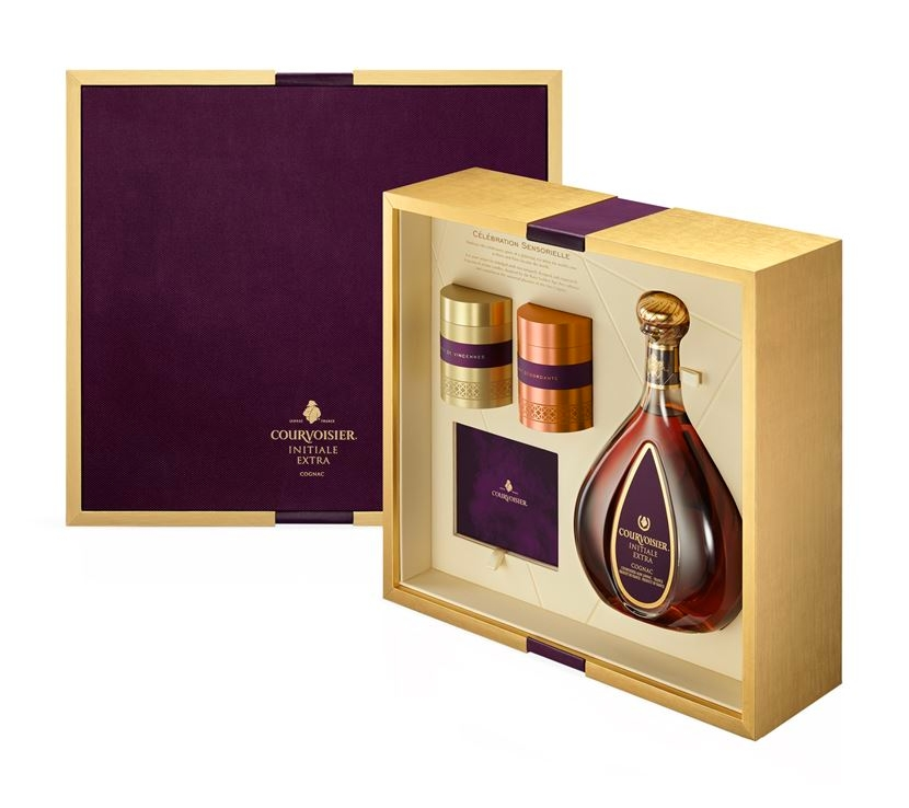 Courvoisier Celebration Sensorielle set for 2015-