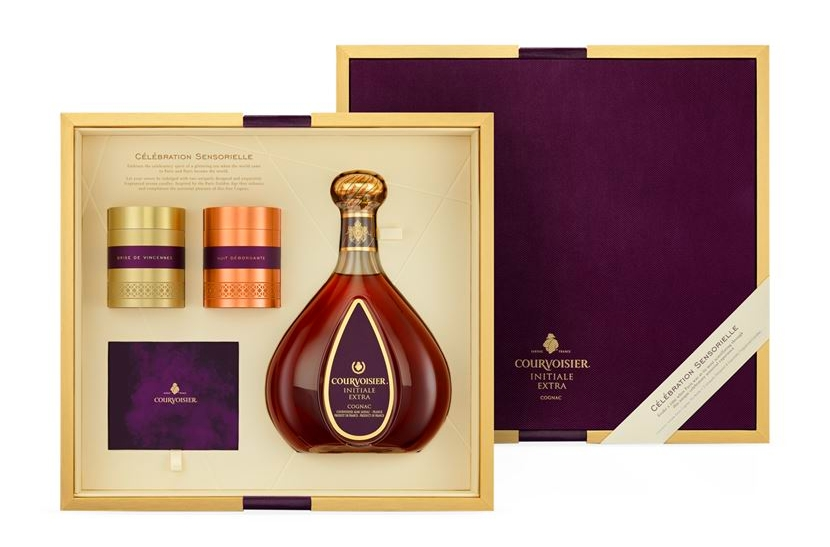 Courvoisier Celebration Sensorielle set for 2015