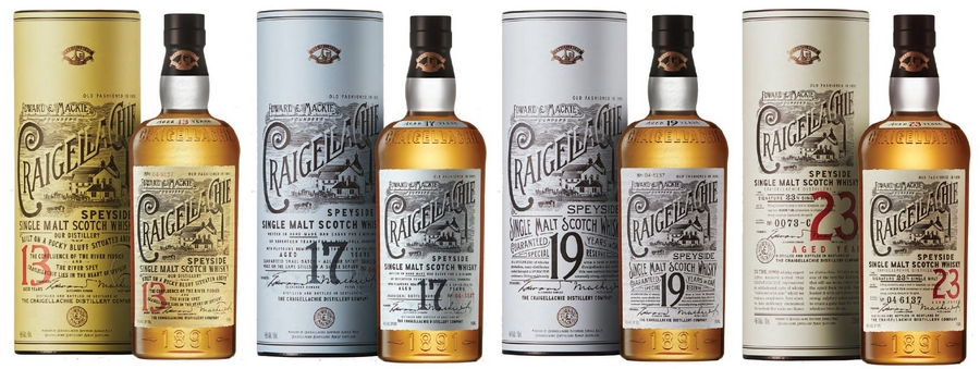 Craigellachie 23 Year Old-2015 San Francisco World Spirits Competition