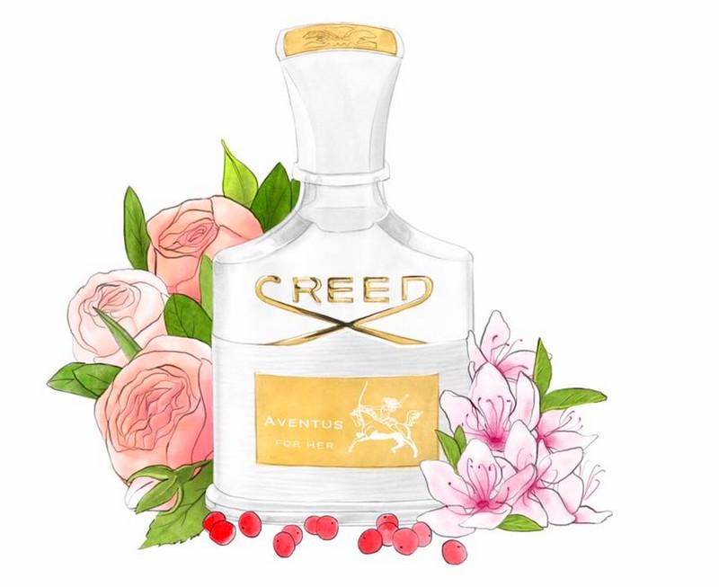 Creed Aventus for Her Perfume 2016-2luxury2