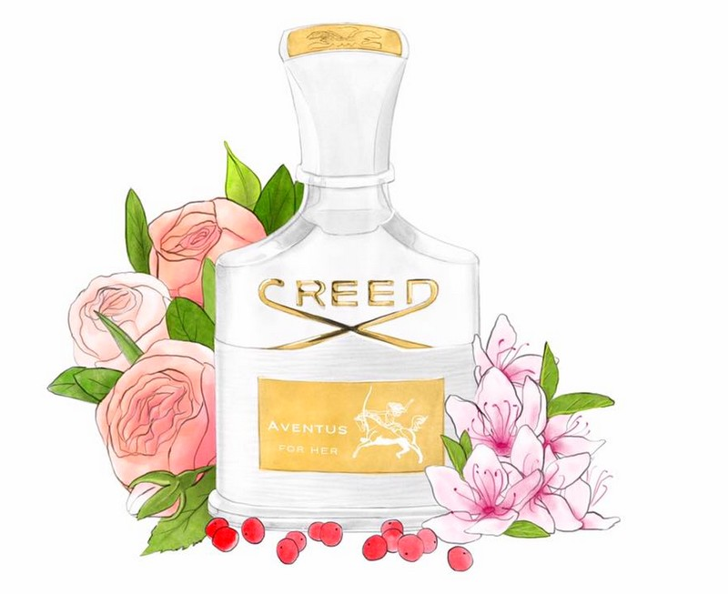 Creed Aventus for Her Perfume 2016-2luxury2