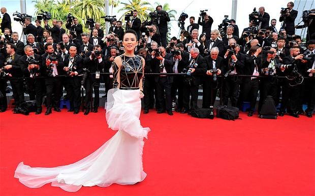 Crouching Tiger actress Zhang Ziyi