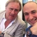 Cvstos Genève Gerard Depardieu Proud To Be Russian luxury watch line