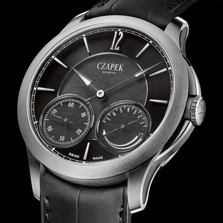 Czapek Quai des Bergues watch-