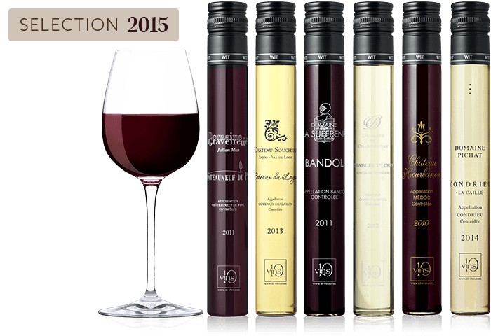 D-vine 2015 selection