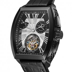 DA VINDICE GENEVE The Vindex Tourbillon watch