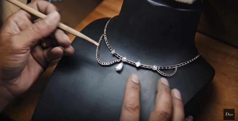 DIOR new High Jewelry collection ´Dior A Versailles´ Dior-
