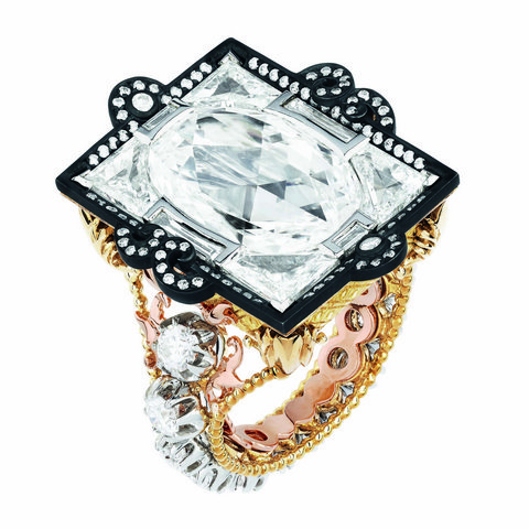 DIOR new High Jewelry collection ´Dior A Versailles´ Dior-2016-