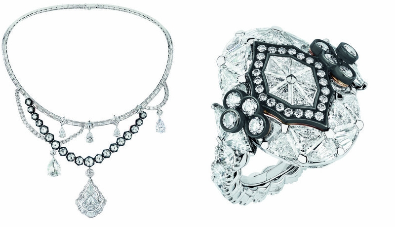 DIOR new High Jewelry collection ´Dior A Versailles´ Dior-2016
