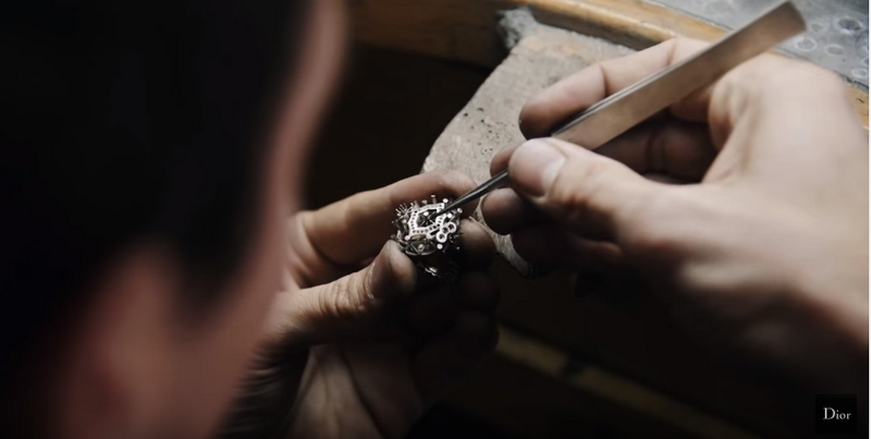 DIOR new High Jewelry collection ´Dior A Versailles´ Dior