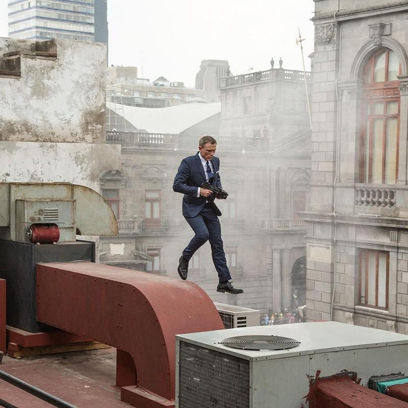 Daniel Craig in TOM FORD -James Bond SPECTRE 2015-