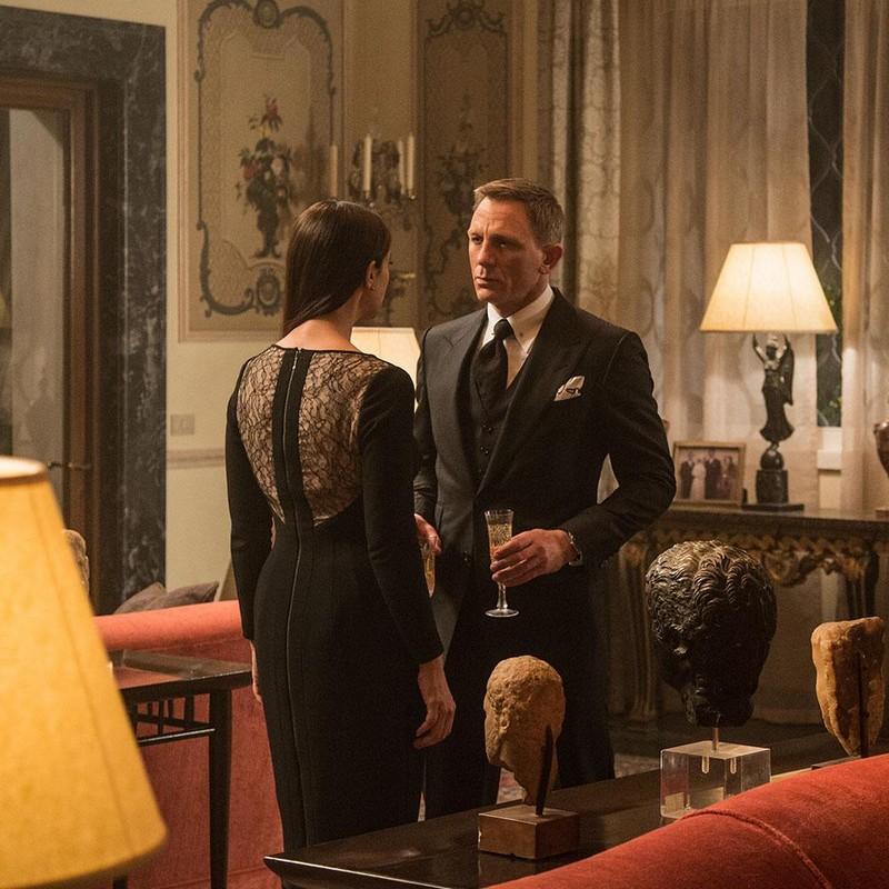 Daniel Craig in TOM FORD -James Bond SPECTRE 2015-000