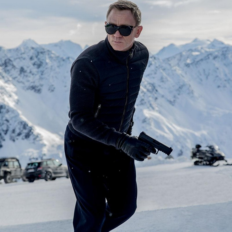 Daniel Craig in TOM FORD -James Bond SPECTRE 2015--