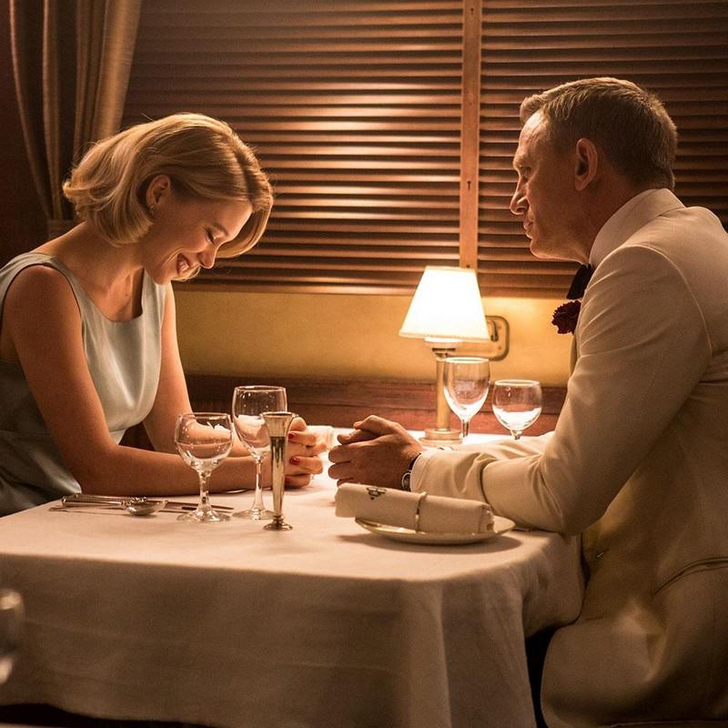 Daniel Craig in TOM FORD -James Bond SPECTRE 2015 movie