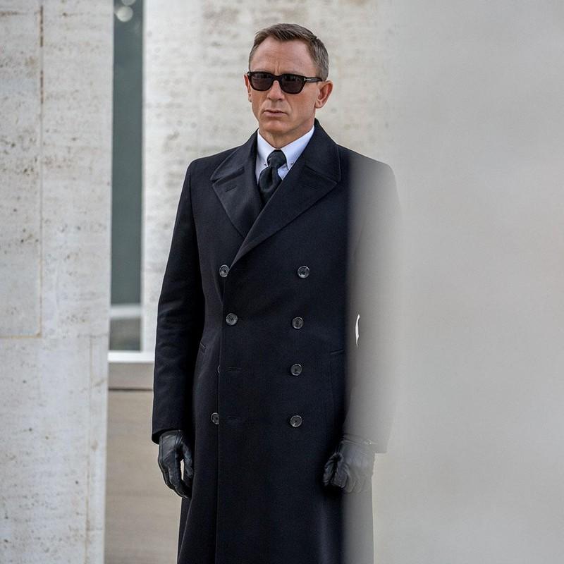 Daniel Craig in TOM FORD -James Bond SPECTRE 2015