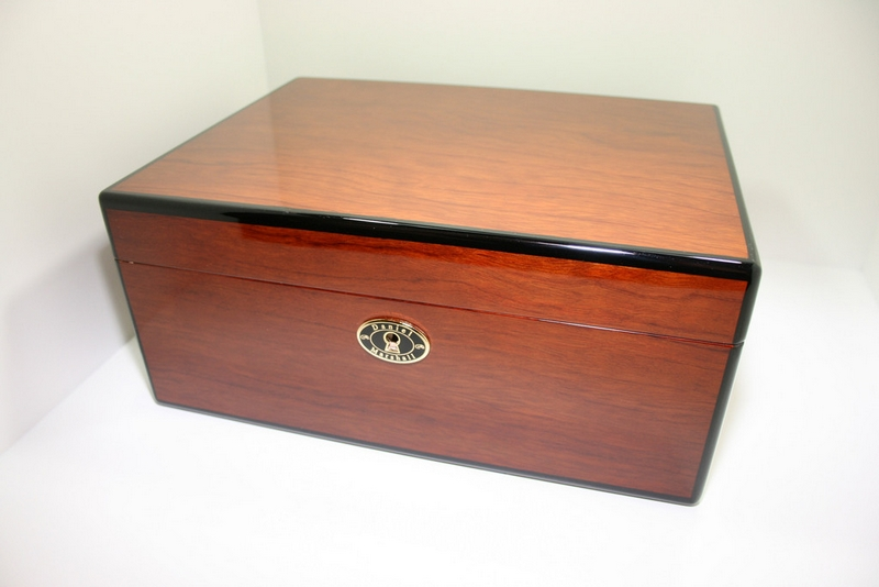 Daniel Marshall limited edition cigar humidor-daniel-marshall-30100-series-humidor-cocobolo-rosewood