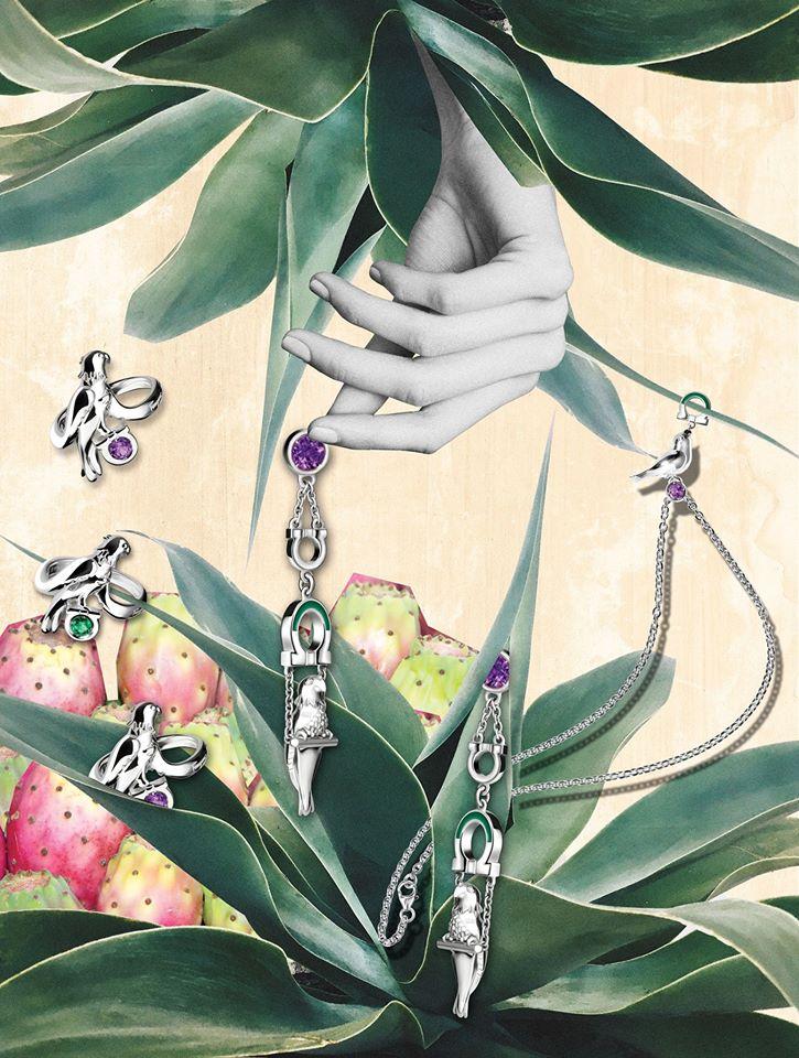 Daniela Villegas jewelry for Salvatore Ferragamo--2016-