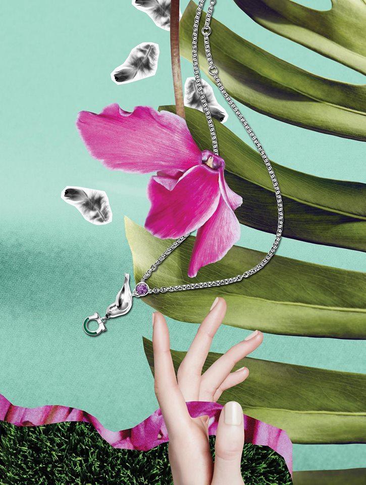 Daniela Villegas jewelry for Salvatore Ferragamo