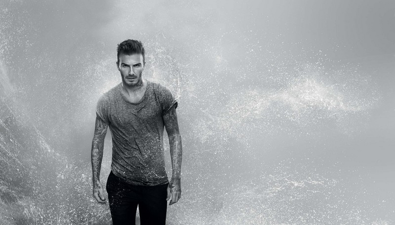 David Beckham to develop a men's grooming line with L'Oréal Luxe's brand Biotherm Homme-