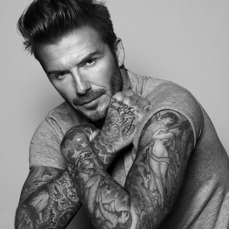 David Beckham to develop a men's grooming line with L'Oréal Luxe's brand Biotherm Homme