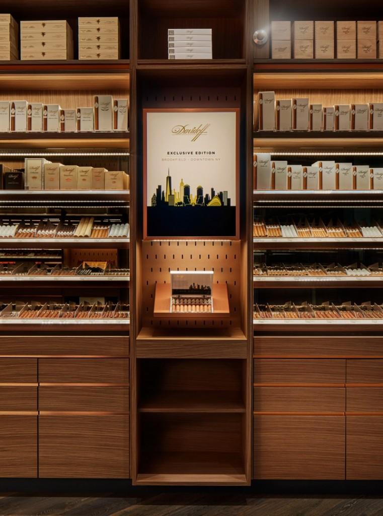 Davidoff_Most Prestigious Cigar Store-