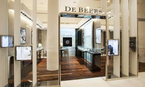 De Beers Pop-Up Store in Selfridges