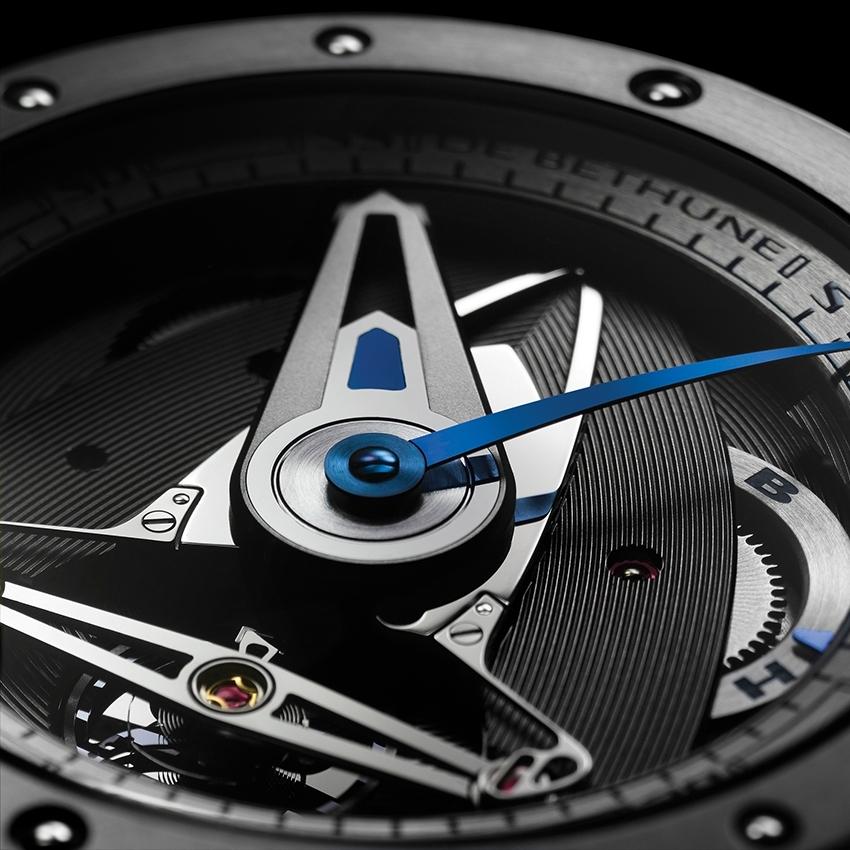 De Bethune DB28 GS watch Baselworld 2015 - 2luxury2