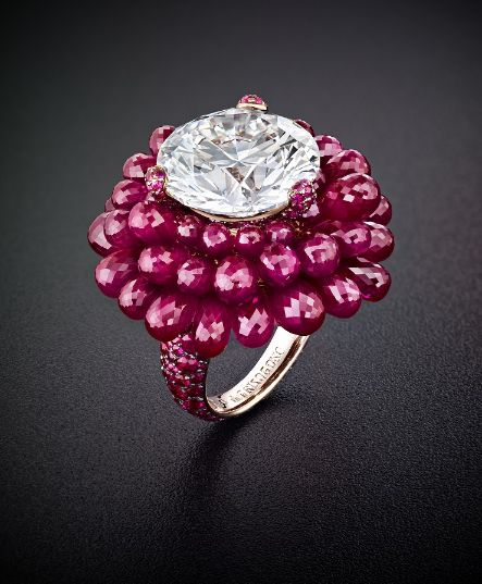 De Grisogono Folies Fine jewelry Collection © DE GRISOGONO