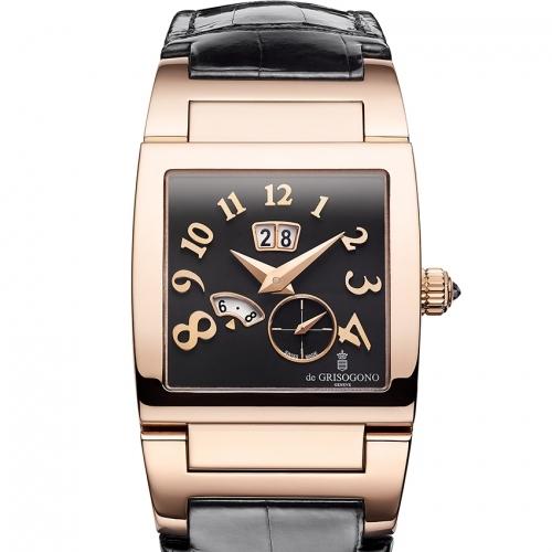 De Grisogono Instrumento N° Uno Annual Calendar watch