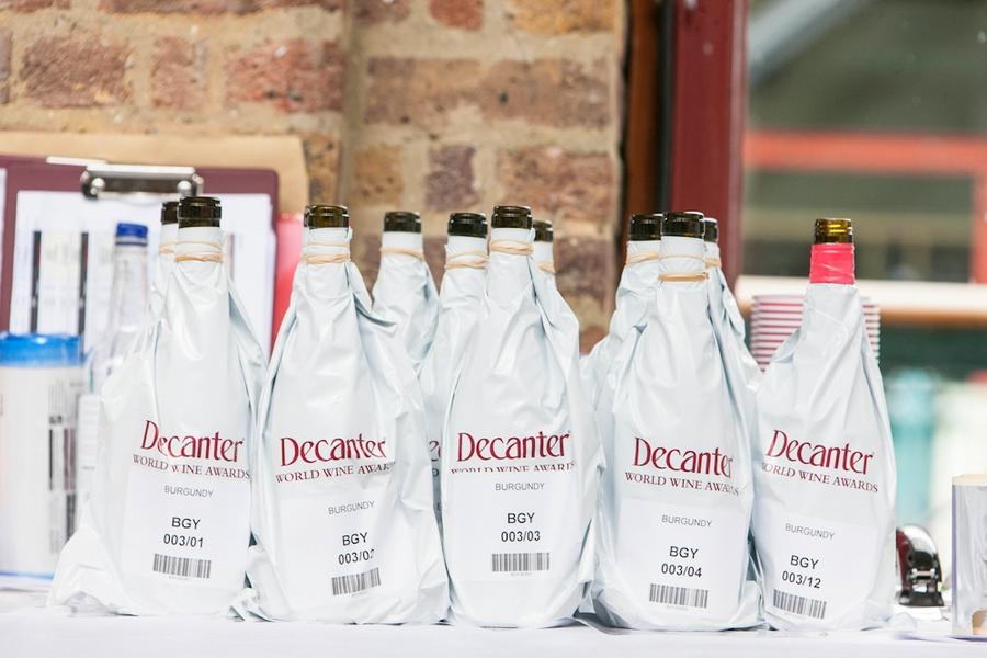 Decanter Wine Awards 2015--