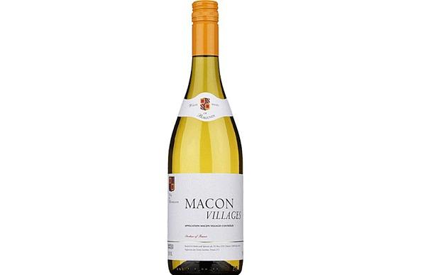 Decanter Wine Awards 2015-Macon Village