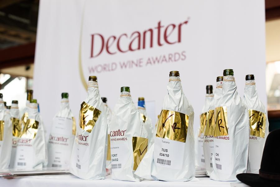 Decanter Wine Awards 2015--bottle