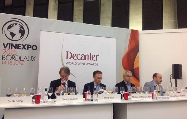 Decanter Wine Awards 2015