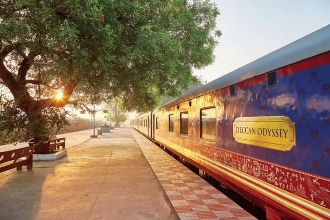 India's most luxurious train continues to lead Asia in the sphere of Luxury