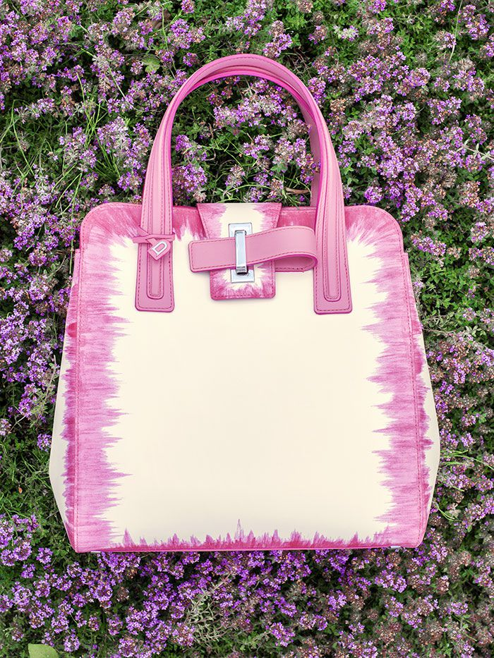 Delvaux bag Spring Summer 2015-simplissime-tote-