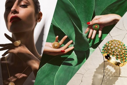 Desert Gems: the free-spirited Cactus de Cartier