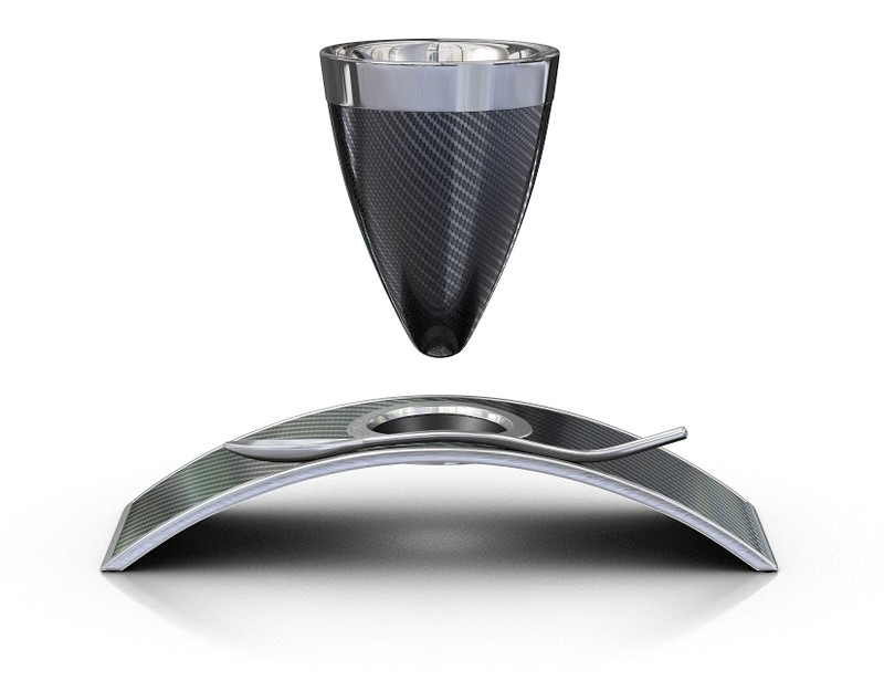 Deviehl Luxury Coffee Cup -Carbon Fiber Luxury Cup