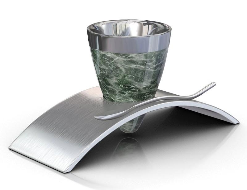 Deviehl Luxury Coffee Cup in marble