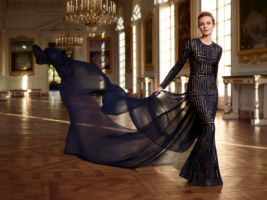 Diane Kruger - Martell Cognac's Ambassador for the brand's 300th anniversary-