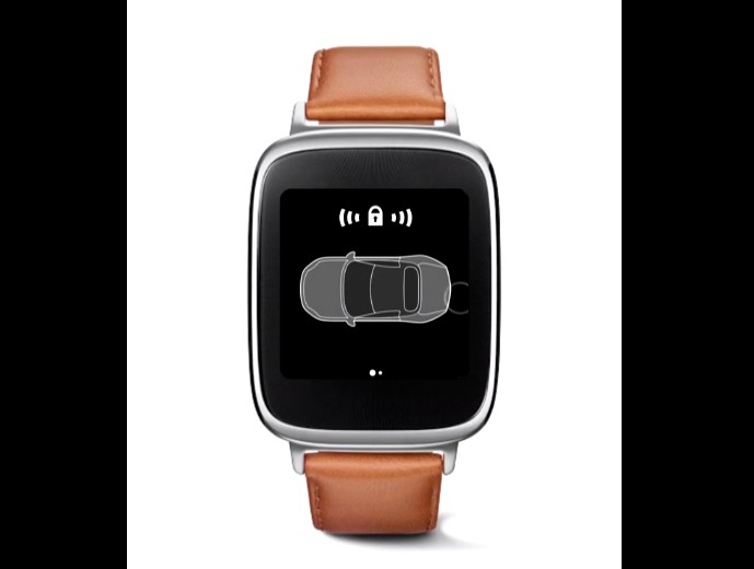 Digital and Connected Car Technologies - Jaguar launches new Android watch-
