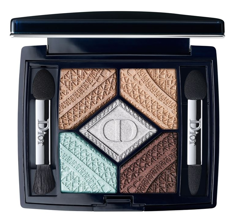 Dior 5 couleurs Skyline makeup collection is architecturally sculpting the face