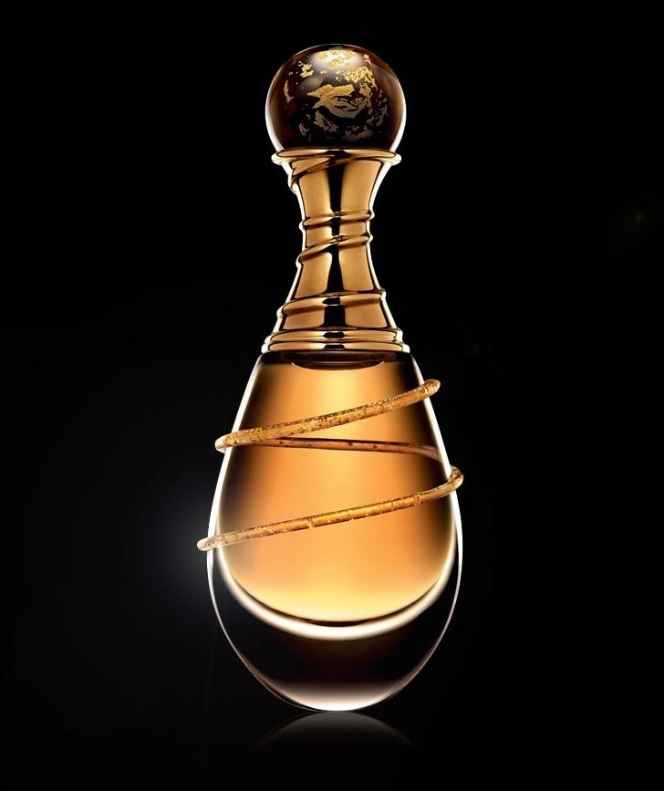 Dior Amphora bottle jadore