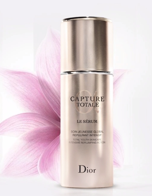 dior capture totale le serum 2015 luxury news best of luxury interviews event calendar. Black Bedroom Furniture Sets. Home Design Ideas