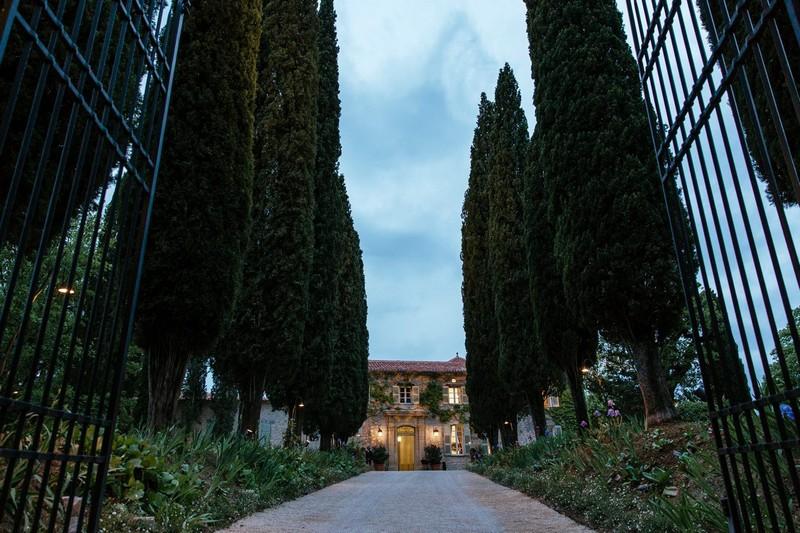 Dior Chateau de la Colle Noire Grasse France--
