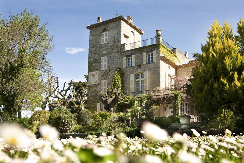 Dior Chateau de la Colle Noire Grasse France--2016 opening