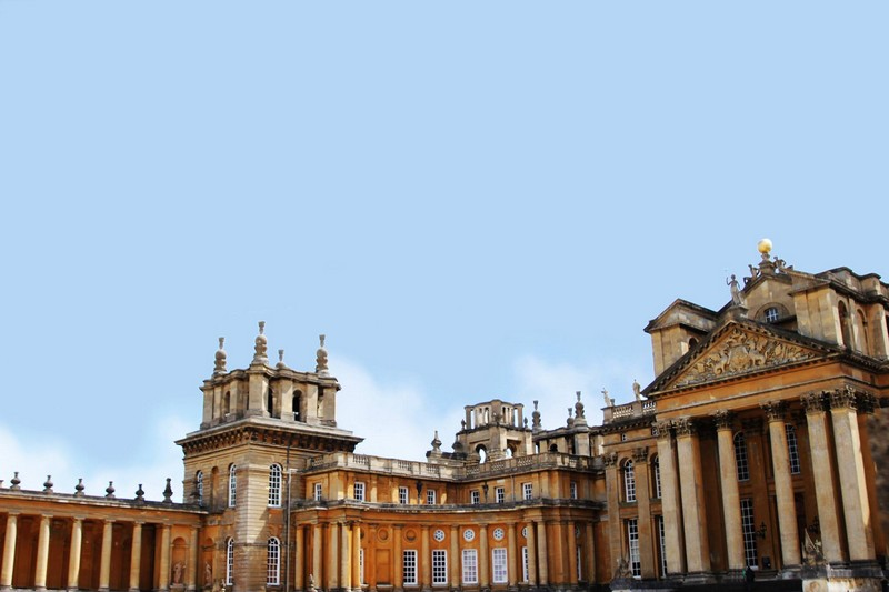 Dior Cruise Show Catwalk Blenheim Palace UK