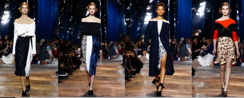 Dior FW 2016 2017 womenswear-